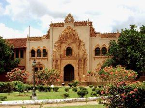 Schule in Santiago
