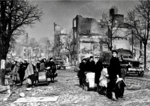 Flüchtlinge aus den ehemaligen Ostgebieten Deutschlands